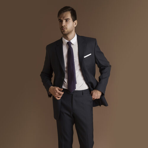 мужской костюм 10