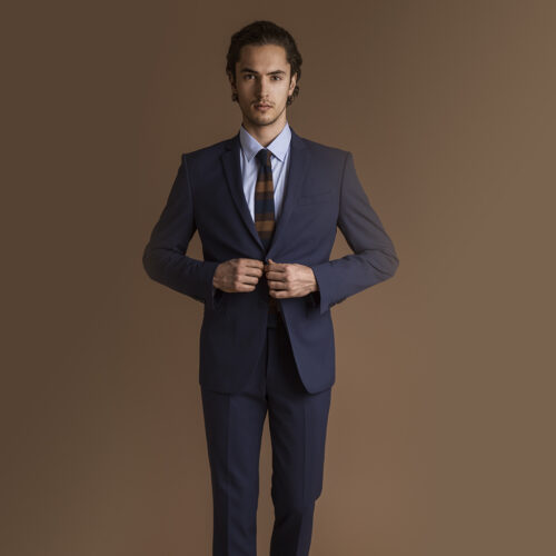 мужской костюм 5