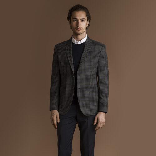 мужской пиджак 3